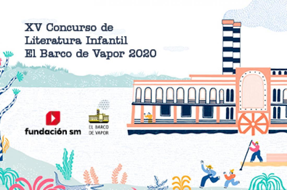 Concursa en el XV Premio de Literatura infantil El Barco de Vapor