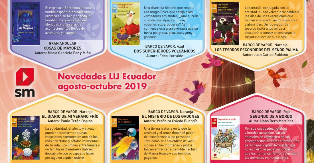 Novedades LIJ Ecuador