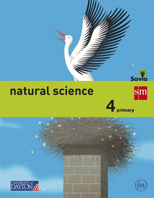 Natural science. 4 Primary. Savia | Grupo SM