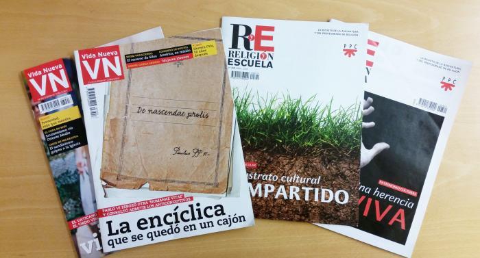 religión y escuela vida nueva revistas PPC