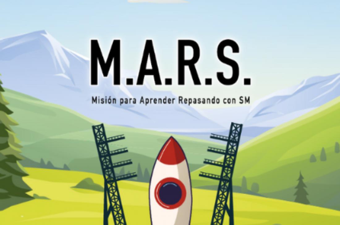 M.A.R.S., la app para divertirse repasando en casa