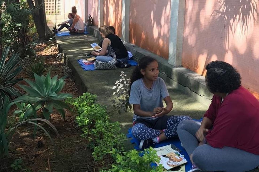 Myra: juntos por la lectura