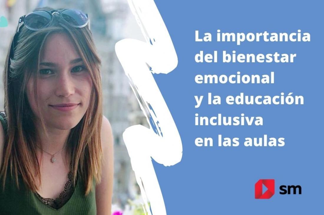 Nerea Riveiro destaca la importancia del bienestar emocional en el ámbito educativo
