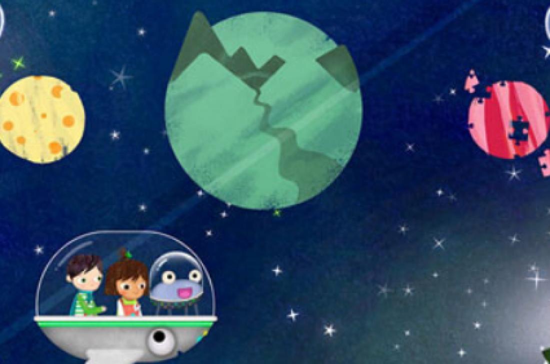 Planetonia, la app para que niños y niñas aprendan de manera divertida en Infantil