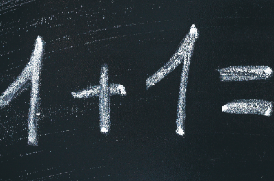 Aritmética en familia. Un libro para mayores sobre matemáticas para niños