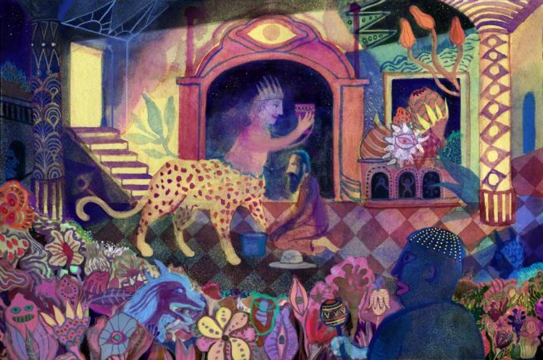 El ilustrador argentino Fernando Vazquez Mahia gana la décima edición del Catálogo Iberoamérica Ilustra