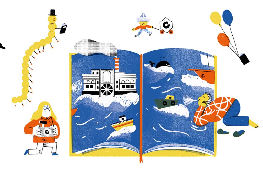La Literatura Infantil y Juvenil crece  en tiempos de pandemia