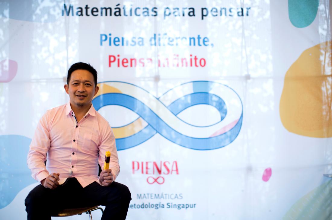 SM impulsa en España la metodología Singapur de matemáticas