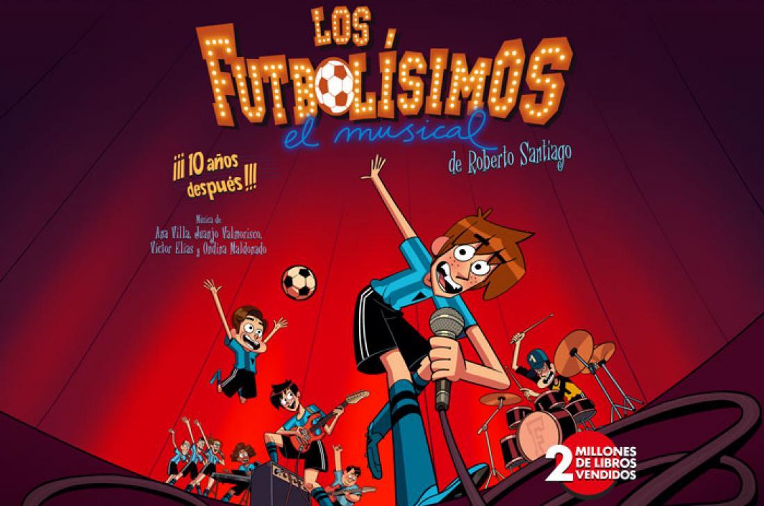 El musical de Los Futbolísimos