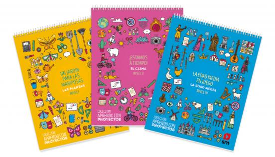 Cuadernos de aprendizaje | SM