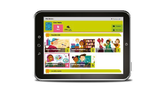 Entorno digital - Aprendo con Proyectos | SM