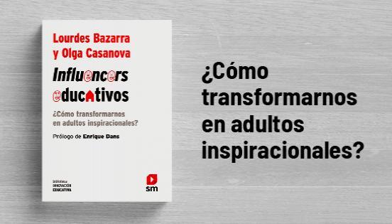 Biblioteca de Innovación Educativa: Influencers educativos - Lourdes Bazarra y Olga Casanova