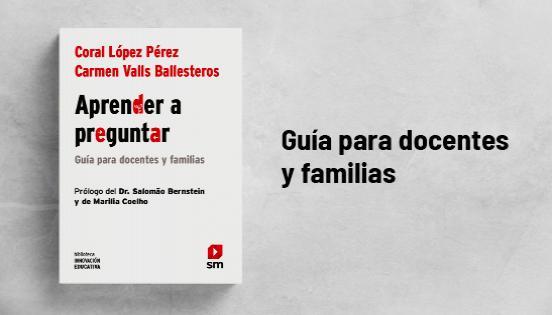 Biblioteca de Innovación Educativa: Aprender a preguntar - Coral López Pérez y Carmen Valls Ballesteros