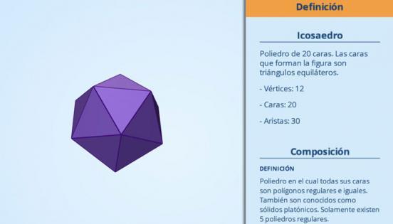 ARTRIC: geometría en 3D
