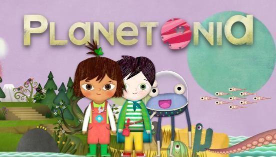 Planetonia - App de Educación Infantil de Apprender SM