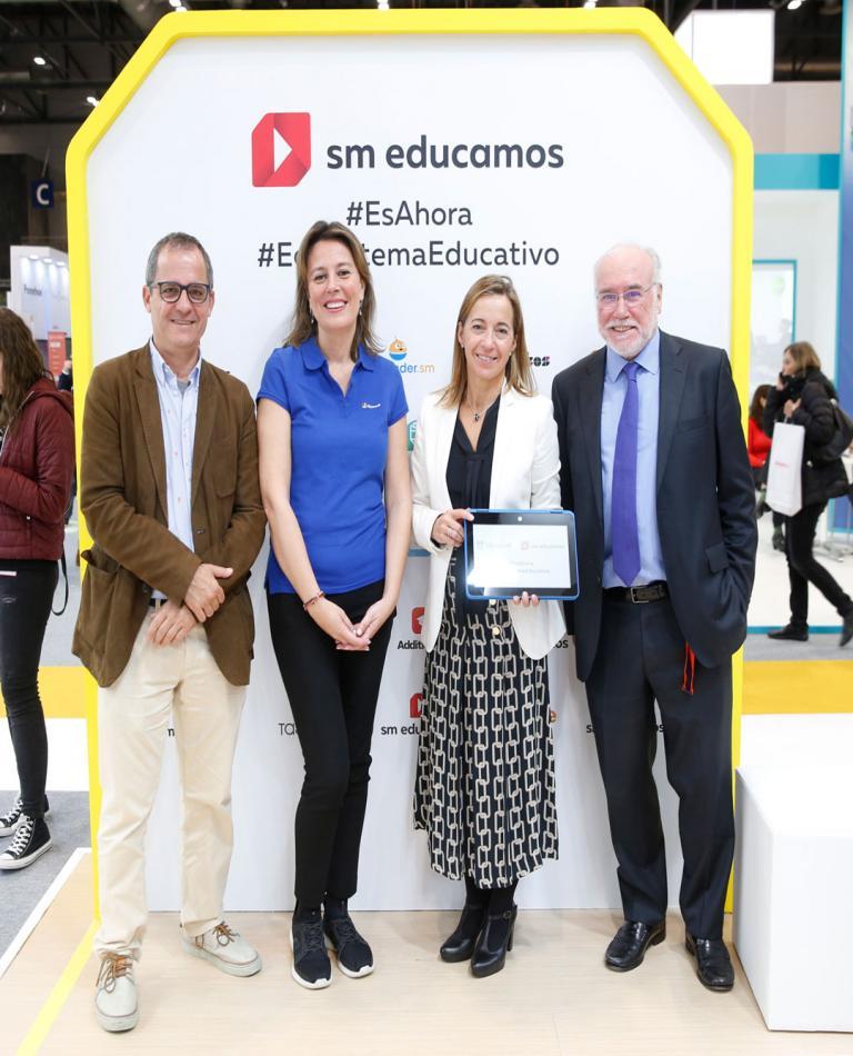 SM Educamos en SIMO 19