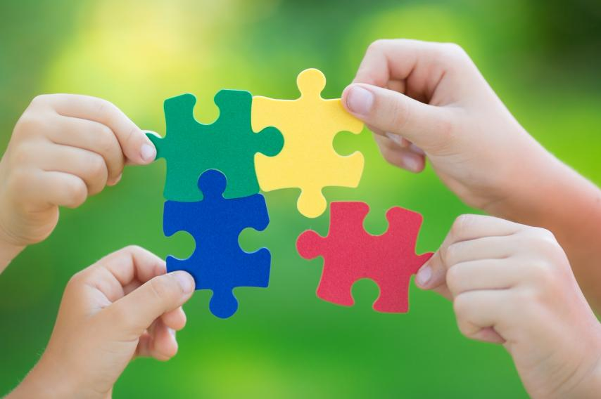 Piezas de Puzzle   Dayton