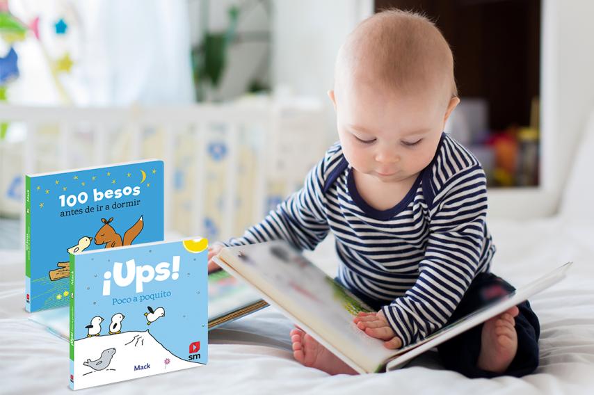 lectura en los más pequeños