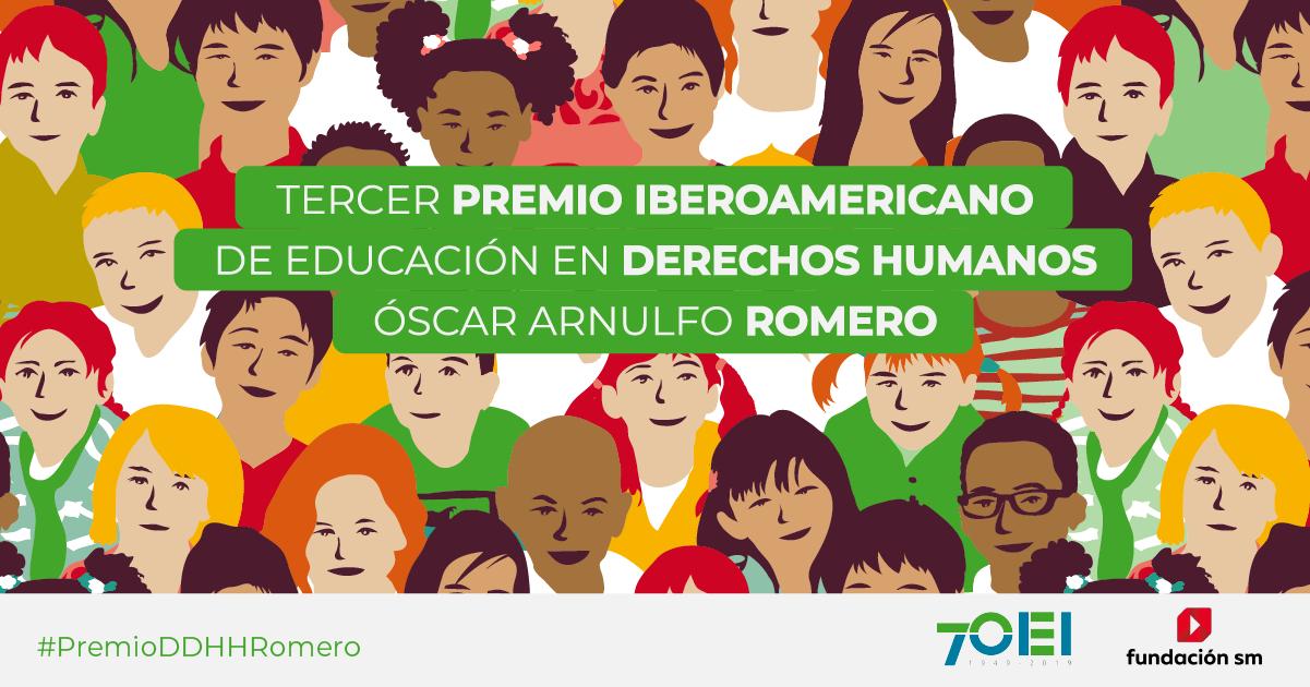 III Premio Iberoamericano de Educación en Derechos Humanos