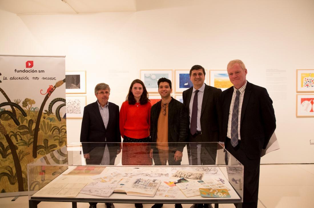 'Ilustrar. La ilustración contemporánea en la literatura infantil' reúne la obra de los 8 ganadores del Premio Internacional de Ilustración de la Feria de Bolonia-Fundación SM